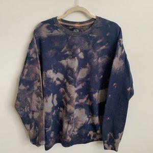 The dye sweatshirt